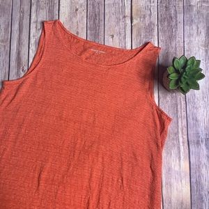 Eileen Fisher Linen Sleeveless Dress Sz. S